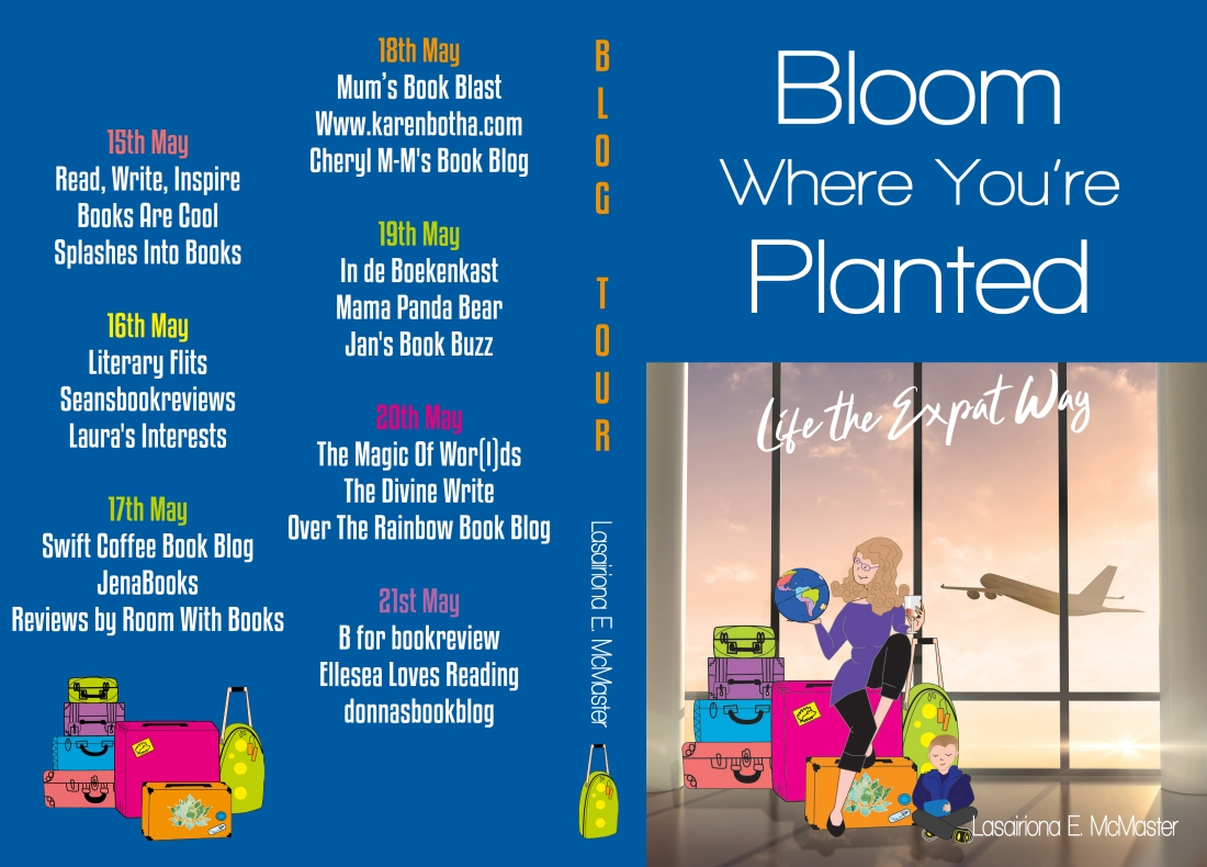 Bloom Where You Are Planted Full Tour Banner